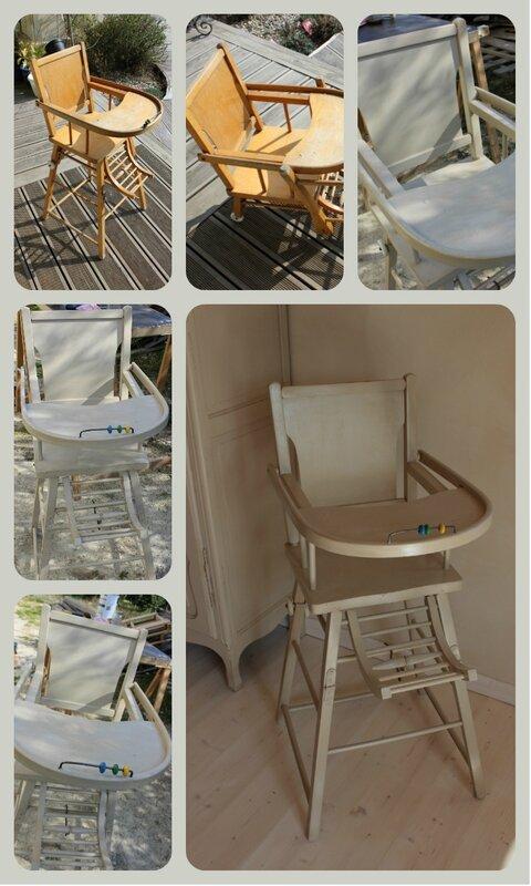 Chaise BB1