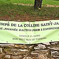 Printemps de la colline st jacques