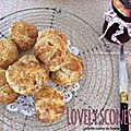 Scones... by nigella lawson