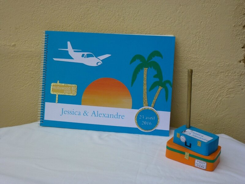 livre d'or voyage - idees et merveilles