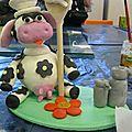 vache fleurette