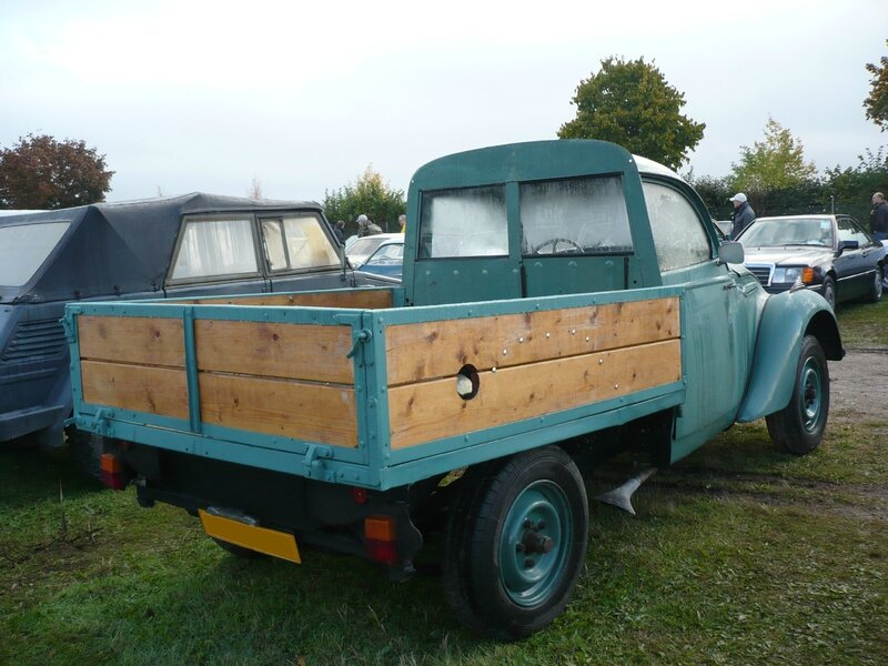 PEUGEOT 202 UH pick-up 1948 Mannheim (2)