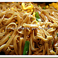 Pad thai (Nouilles Thalandaises frites)
