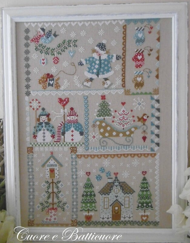 winter in quilt 4