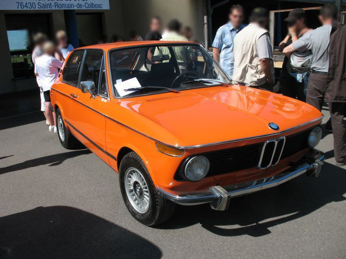 bmw 2002 tii touring 1973 1975 autos crois es. Black Bedroom Furniture Sets. Home Design Ideas