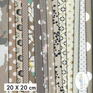 lot-tissus-patchwork-pas-cher-taupe