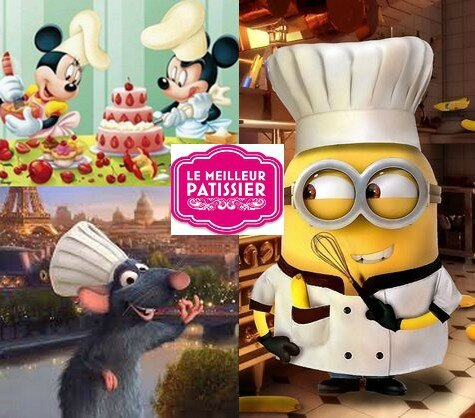 mickey patissier