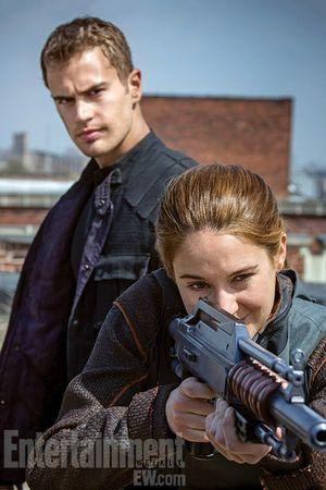 Divergent Movie03 HQé