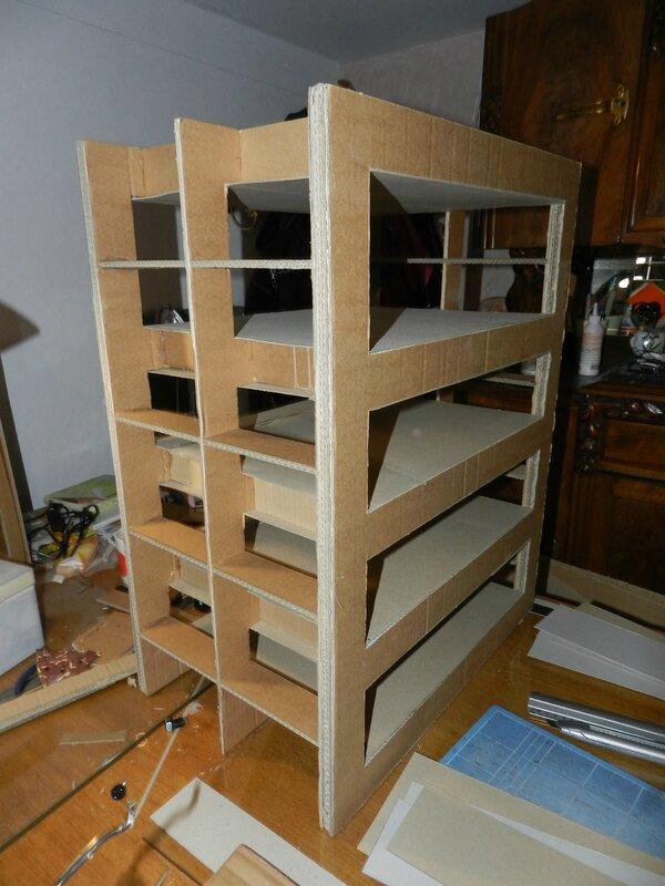etag re en carton pour lego le blog note de stef. Black Bedroom Furniture Sets. Home Design Ideas