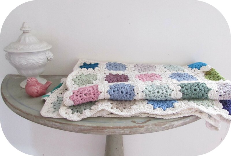 CROCHET COUVERTURE (5)