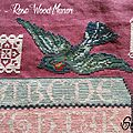 Vintage lace - rose woodmanor #6