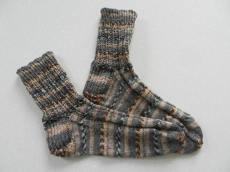 Stepping Stones Socks 2