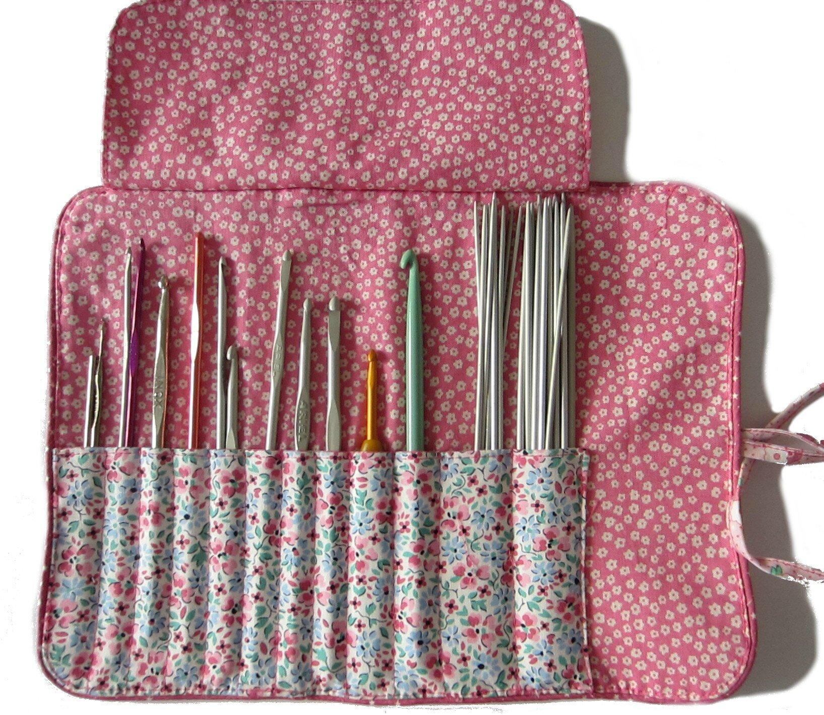 Cadeau de noel un tuto pour une pochette crochets les - Noel est a votre porte ...
