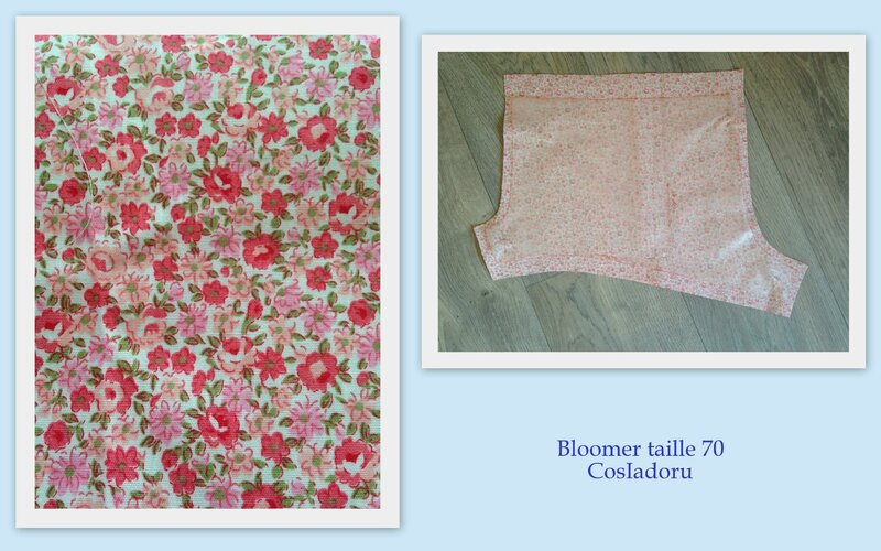 Bloomer taille 70