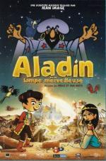 CPM Film Aladin et la lampe Affiche