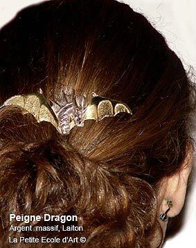 Dragon peigne