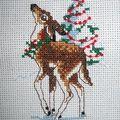 baby deat lace ornament de designs for the needle