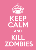 KeepCalmAndKillZombies