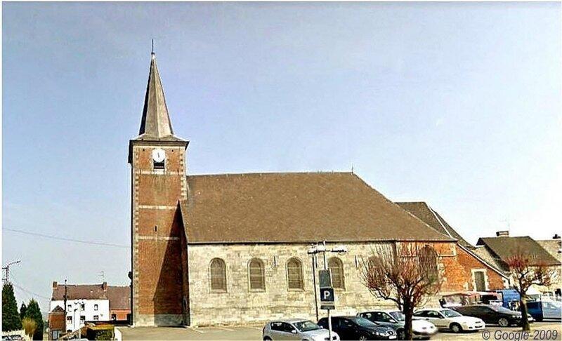 TRELON L'église 2009