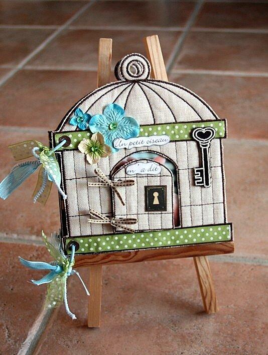 un petit oiseau m'a dit - 8 avril 2010