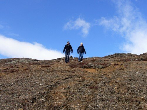 Will et Nicola, Thingvellir