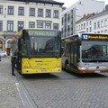 E + STIB / gare de Luxembourg (Bruxelles)