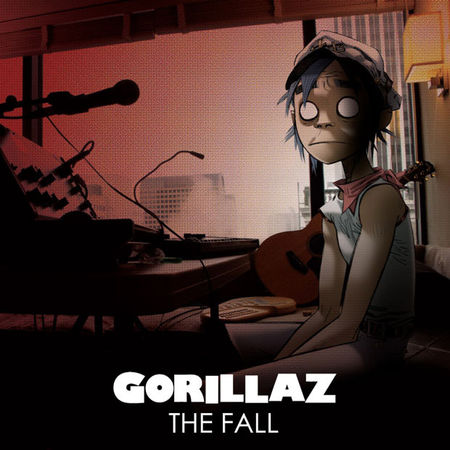 Gorillaz_the_fall