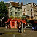 Flânerie dans les rues de Rouen.