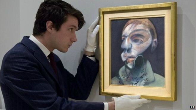 Two re-discovered Francis Bacon self-portraits to be ...