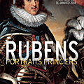 'rubens, royal portraits' at musée du luxembourg