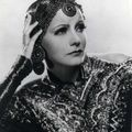 Anonyme - circa 1930. Greta Garbo dans le rle de 