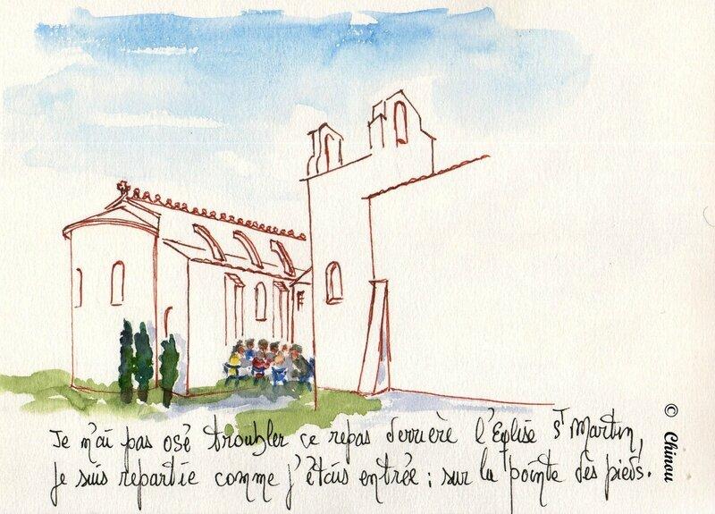 Eglise St Martin de Crau