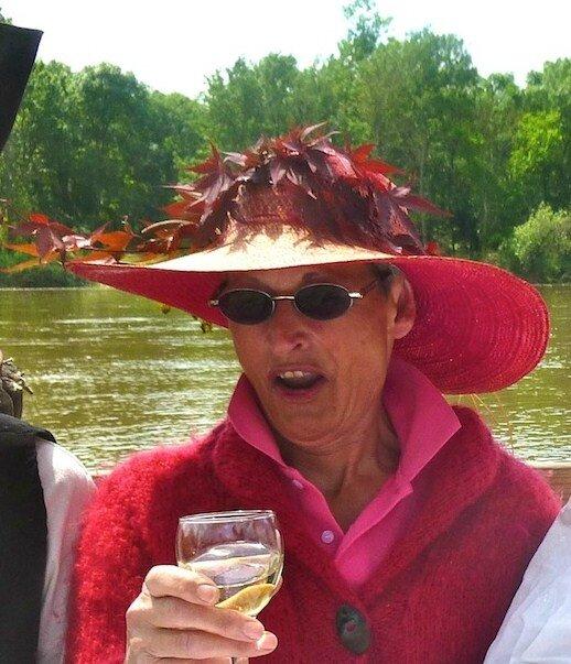 Un bon vin de Loire au fil de l'eau