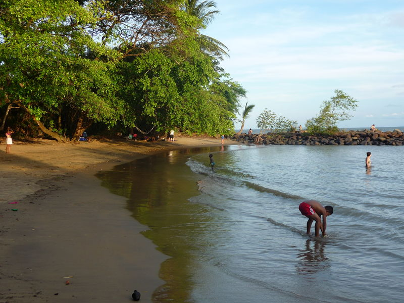 cayenne guyane plage - Image
