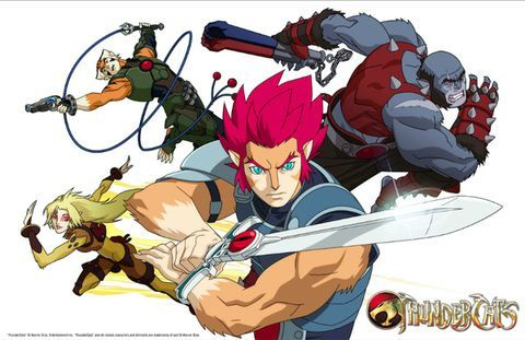 thundercats 2011 vf