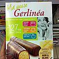 Les barres chocolatées gerlinea - 7/10