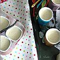 Petites cremes vanille a la maïzena - pequeñas cremas vainilla a la maicena