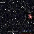 Découverte : cette galaxie très lointaine jamais observée