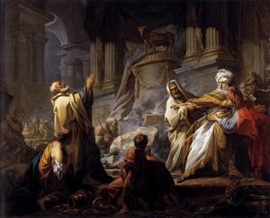 1752_jeroboam_offering_sacrifice_for_the_jean_honore_fragonard