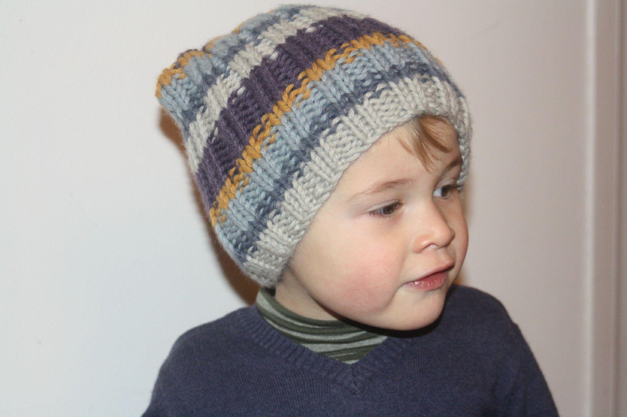 L' écharpe mouton tricot et crochet Prima