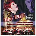 Concert: Fabienne THIBEAULT et La-Mi-Choeur
