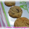 Les cookies de Sucrissime... je ne changerai plus de recette...parfum mocha