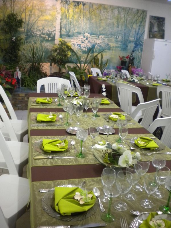 Deco de table 70 ans - Decoration de table anniversaire 60 ans ...