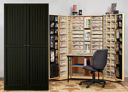 armoire rangement scrapbooking cx21 jornalagora. Black Bedroom Furniture Sets. Home Design Ideas
