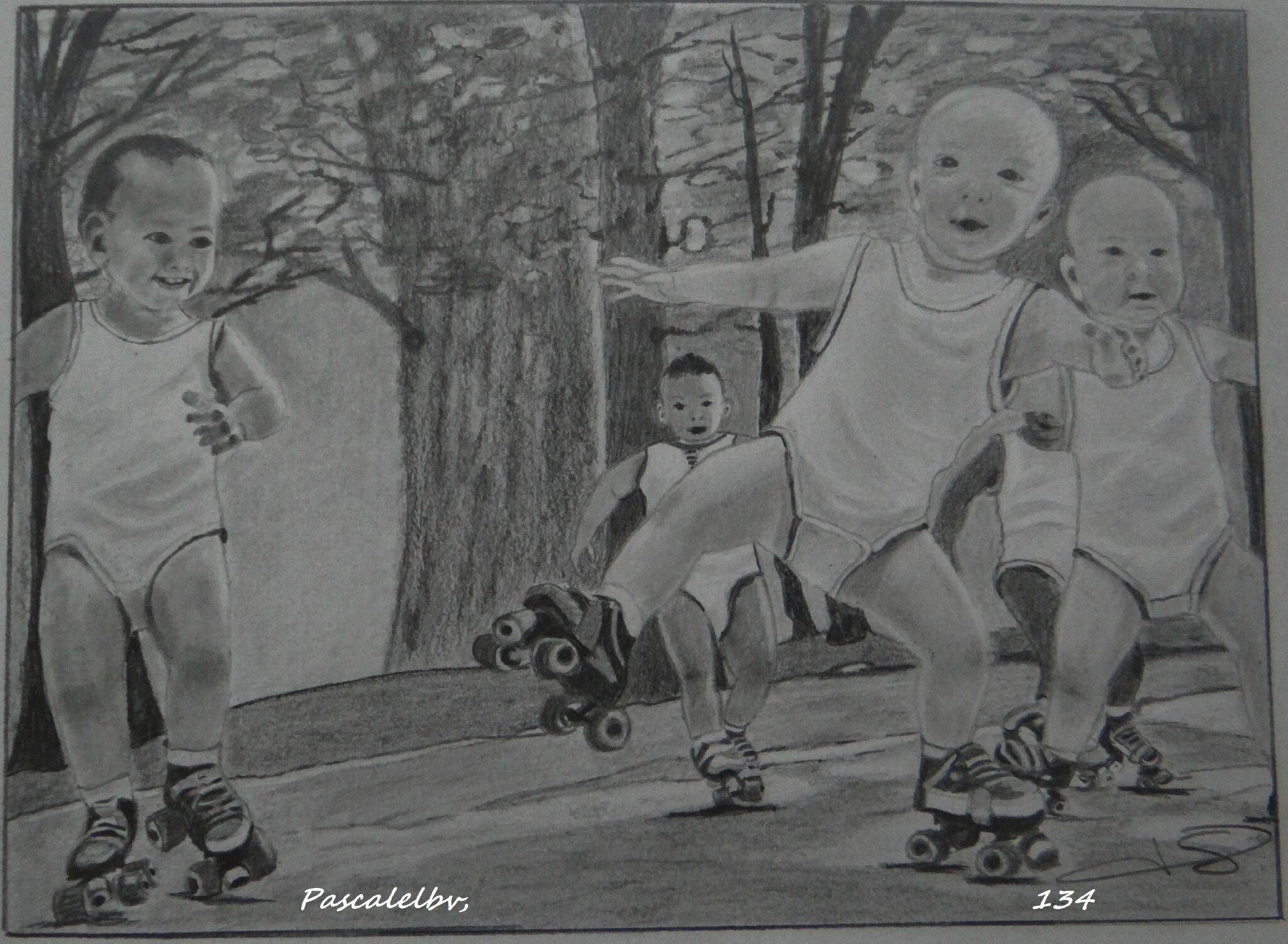134 Bébés Roller DSC06882