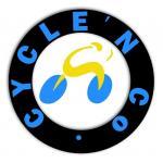 Logo cycle n co bleu