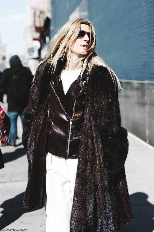 New_York_Fashion_Week-Fall_Winter_2015-Street_Style-NYFW-Ada_Kokosar-Layers-Biker_Jacket-1-790x1185