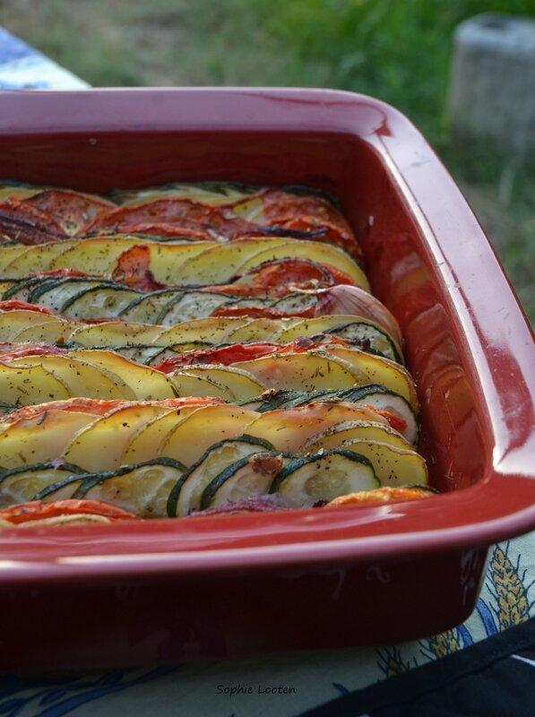 Tian de légumes2