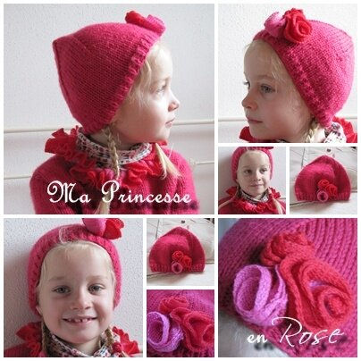 Ma Princesse en rose