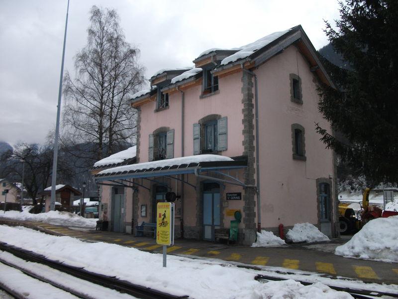 Servoz (Haute-Savoie)